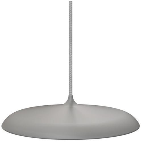 Design For The People - Designer Pendelleuchte Artist, grau, Ø 250 mm, inkl. LED, by Bonnelycke MDD