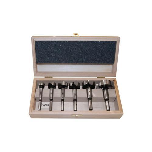 Fisch-tools - Forstnerbohrersatz Type 0317 6-tlg.D.20,25,30,35,40,50mm