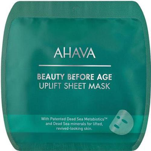 Ahava Beauty Before Age Uplift Sheet Mask 1 Stk. Tuchmaske