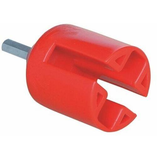 Einschraubhilfe für alle Ringisolatoren und Maxi-Tape Isolator