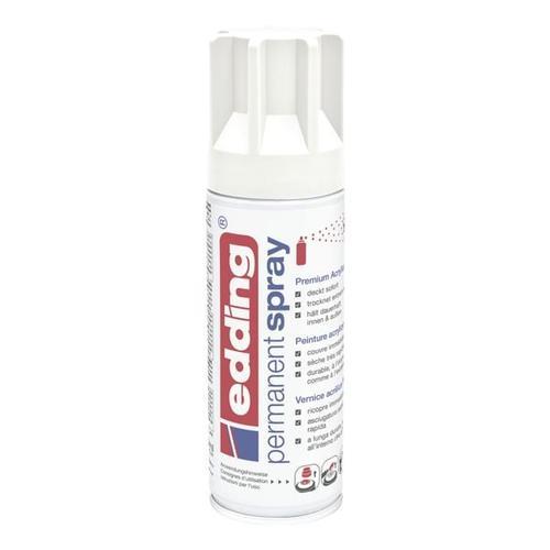 Permanent Spray Premium Acryl-Farblack »5200« weiß, Edding