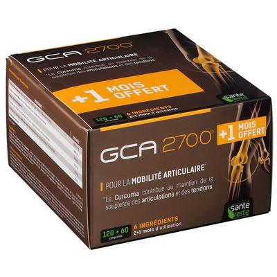 Santé Verte GCA 2700® pc(s) caps...