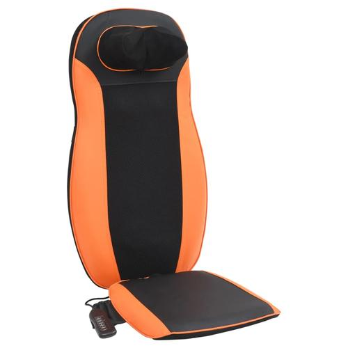 vidaXL Nacken- & Rückenmassagekissen für Stuhl und Sitz 48 W