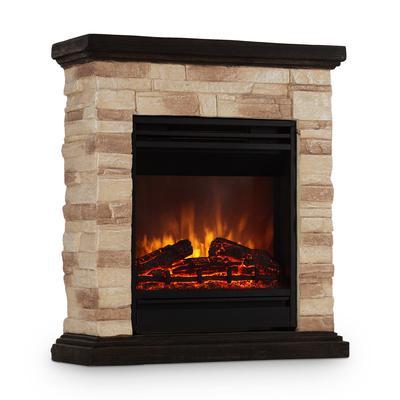Kaprun Electric Fireplace 1800W ...