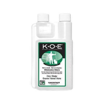 Thornell K.O.E. Kennel Odor Eliminator Concentrate, 16-oz bottle