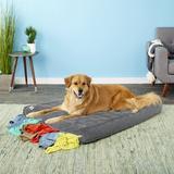 Molly Mutt Rough Gem Square Dog Bed Duvet Cover, Huge