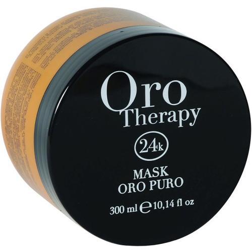 Fanola Oro Puro Therapy Maske 300 ml Haarmaske