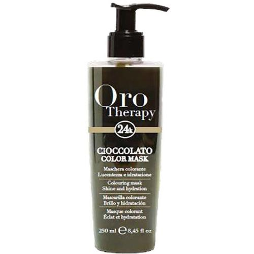 Fanola Oro Puro Therapy Color Mask Schokolade 250 ml Farbmaske