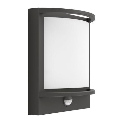 Philips LED Wandbeleuchtung mit Bewegungsmelder 14W Samondra