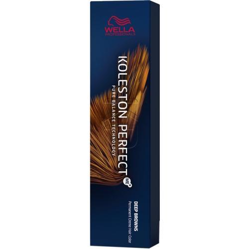 Wella Koleston Perfect Deep Browns 4/75 - Tube 60ml Haarfarbe