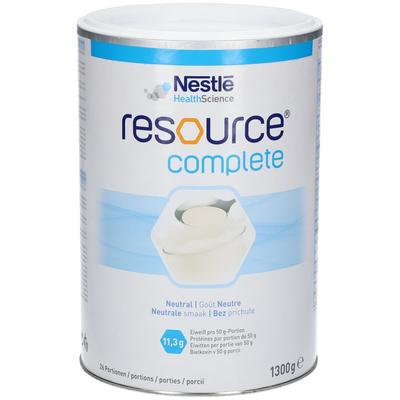 Resource Complete g poudre