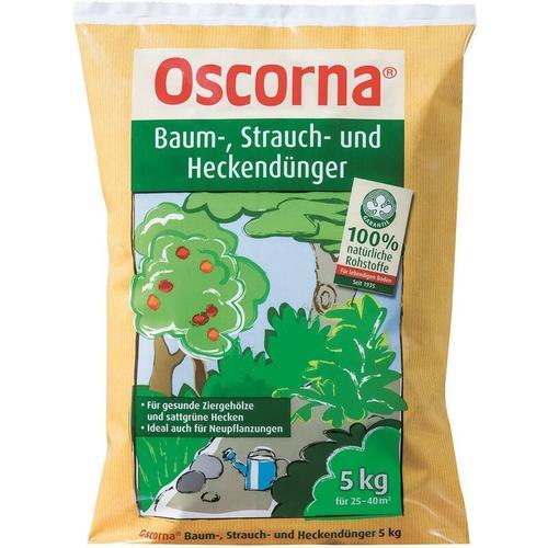Baum-, Strauch-u. Heckendünger 5 kg - Oscorna