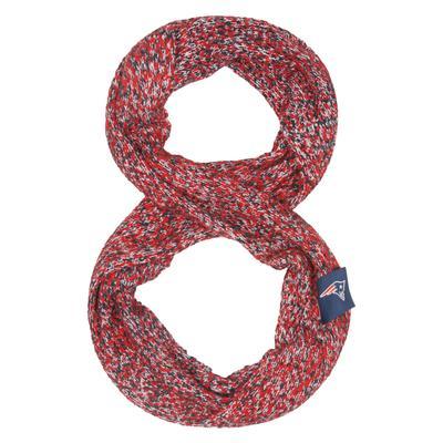 Women's New England Patriots Chunky Infinity Scarf