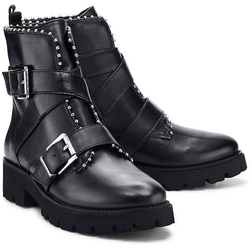 Steve Madden, Biker-Boots Hoofy in schwarz, Boots für Damen Gr. 38