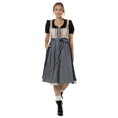 Große Größen Fest-Dirndl Damen (...