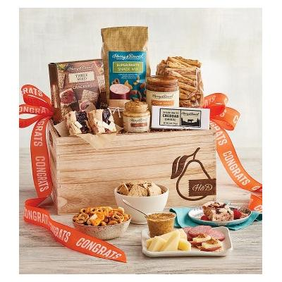 Congratulations Celebration Gift Basket