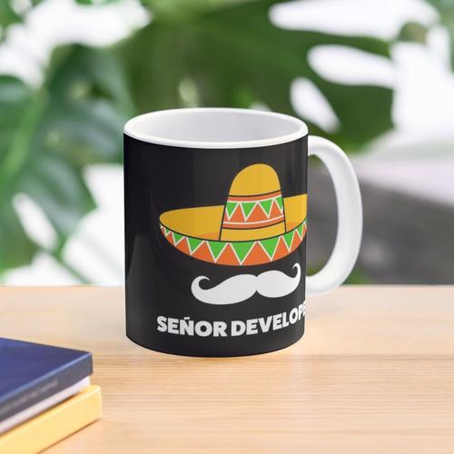 Senior developer Mug