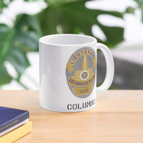Columbo 416 Mug