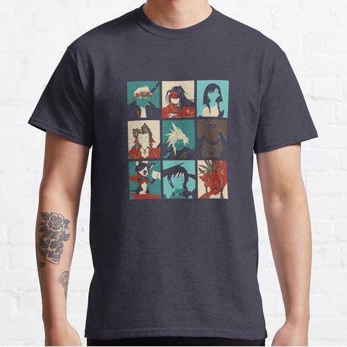 Final Pop Classic T-Shirt