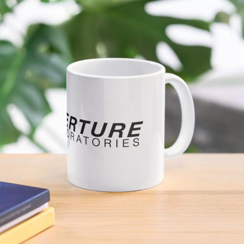 Aperture mug Mug