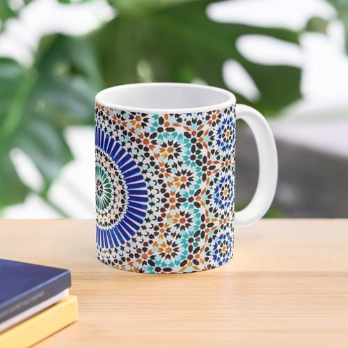 Persian Ceramic Design 55 Mug