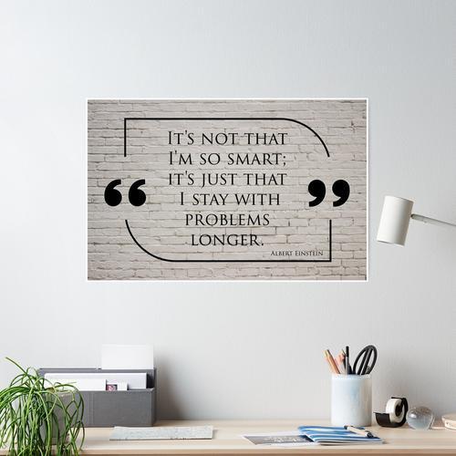 Quote by Einstein Poster