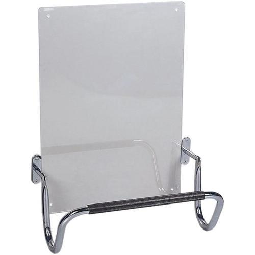 Efalock Wandschutzplatte Plexiglas Friseurzubehör