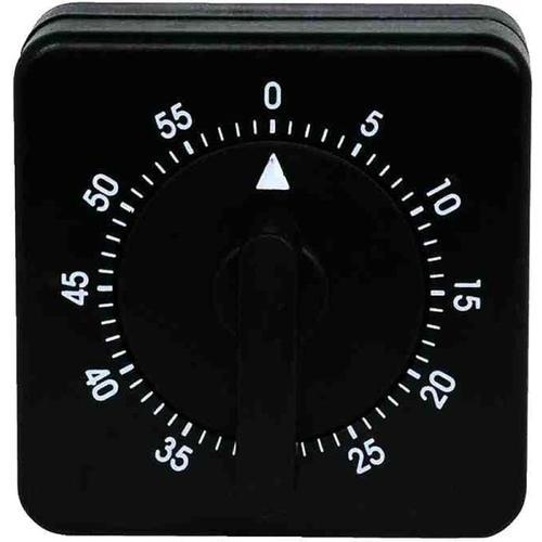 Efalock Kurzzeitwecker schwarz Kurzzeitmesser