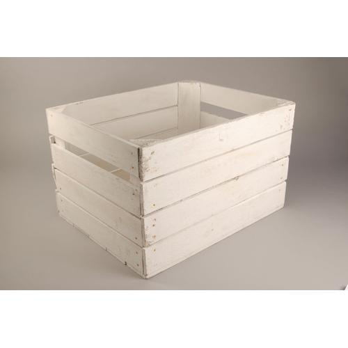 Home affaire Kiste weiß Körbe Boxen Regal- Ordnungssysteme Küche Ordnung