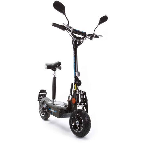 SXT Scooters E-Scooter 500 EEC - Facelift schwarz Elektroscooter Elektroroller Motorroller Mofas