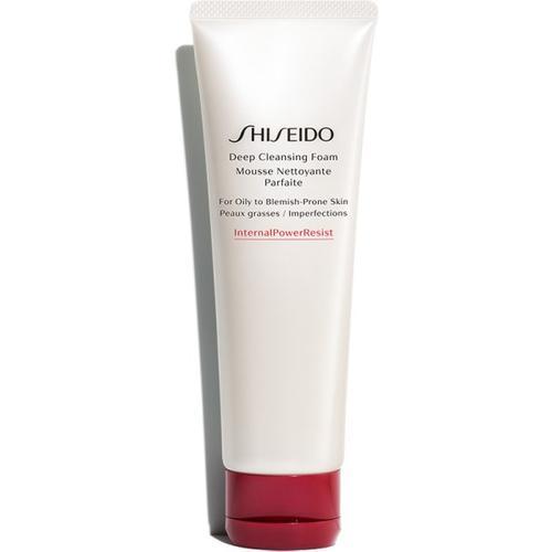 Shiseido Deep Cleansing Foam 125 ml Reinigungsschaum
