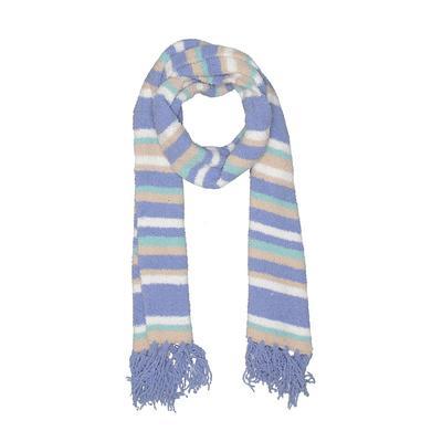 Scarf: Light Purple Stripes Accessories