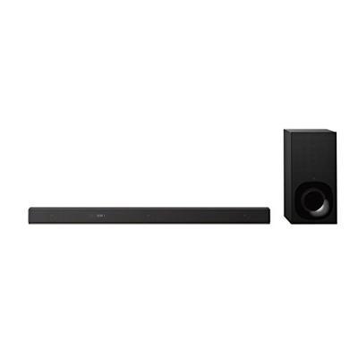 Sony Sound Bar Speaker HT-Z9F: 3.1ch Dolby Atmos / DTS:X TV Soundbar with WiFi & Bluetooth Technolog