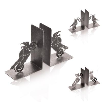 Booster Bookend