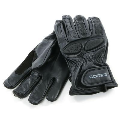 Bores Driver Gloves, black, Size S