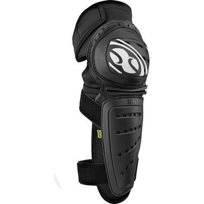 IXS Mallet Protecteur de genou, noir, taille L
