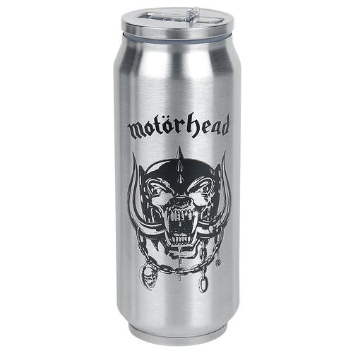 Motörhead Trinkflasche in Dosenform Trinkflasche - multicolor - Offizielles Merchandise