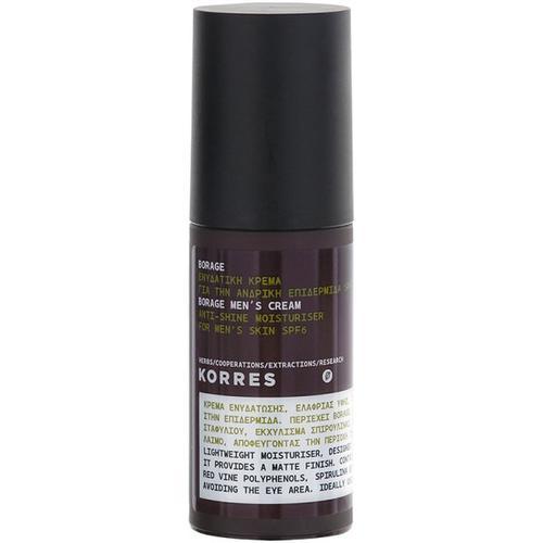 Korres Borage Men's Cream 50 ml Gesichtscreme