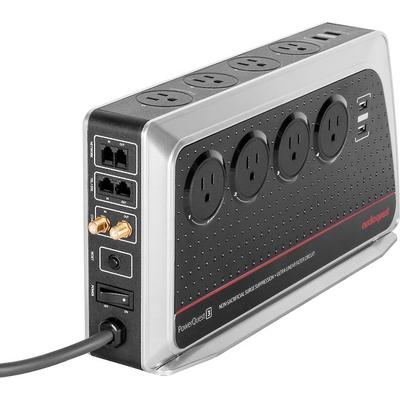 AudioQuest Powerquest 3 8 outlet power protection