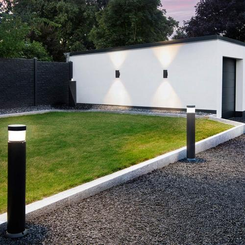 Pole Parc LED Outdoor Standleuchte, anthrazite, 3000K, IP44