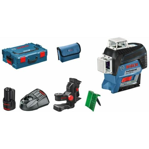 Linienlaser in L-Boxx GLL 3-80 CG, 1x2,0Ah Akku, BM1 - Bosch