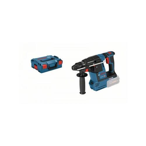 Bosch - Akku-Schlagbohrhammer GBH 18 V-26 ( ohne Akku ohneLadegerät ) L-Boxx