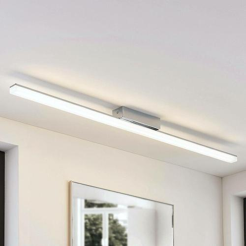 Lindby - Längliche LED-Deckenlampe Levke, IP44
