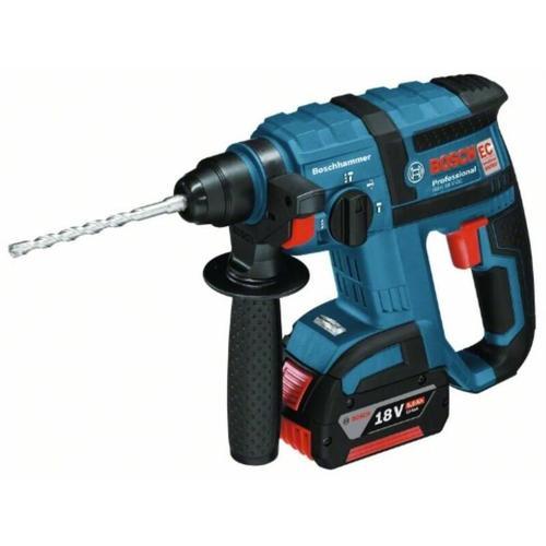 Banyo - Akku-Bohrhammer GBH 18 V-EC mit 2x 5.0 Ah Li-Ion Akku L-BOXX