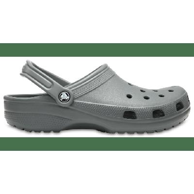 Crocs Slate Grey Classic Clog Shoes