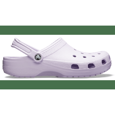 Crocs Lavender Classic Clog Shoes
