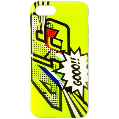 VR46 Pop Art iphone 7/8 Cover, y...