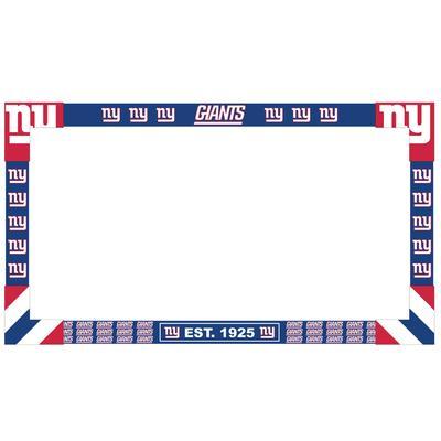New York Giants Big Game TV Frame
