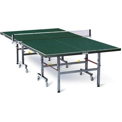 Joola Tischtennisplatte Transport, (6 tlg.), Das Netz ist nicht im Lieferumfang enthalten grün Tischtennis-Ausrüstung Tischtennis Sportarten