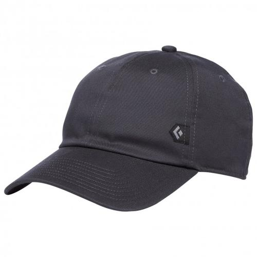 Black Diamond - Undercover Cap - Cap Gr One Size schwarz